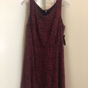 R&M Richards lace dress size 14W